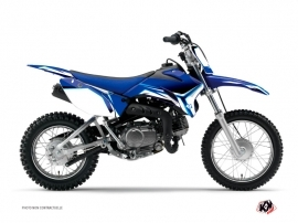 Yamaha TTR 125 Dirt Bike Concept Graphic Kit Blue