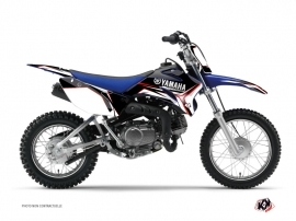 Yamaha TTR 90 Dirt Bike Concept Graphic Kit Red