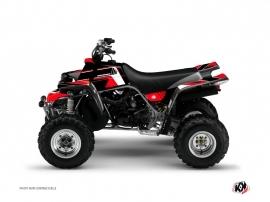 Yamaha Banshee ATV Corporate Graphic Kit Black