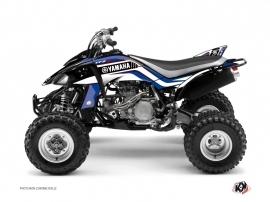 Yamaha 450 YFZ ATV Corporate Graphic Kit Blue