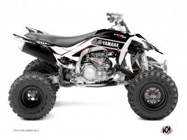 Yamaha 450 YFZ R ATV Corporate Graphic Kit Black