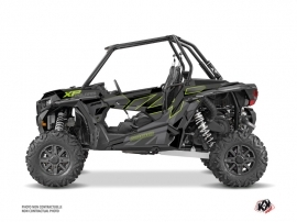 Polaris RZR 1000 UTV Cruiser Graphic Kit Neon Grey