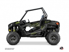 Polaris RZR 900 S UTV Cruiser Graphic Kit Neon Grey