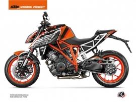 KTM Super Duke 1290 Street Bike Crux Graphic Kit Orange