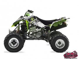 Kawasaki 400 KFX ATV Demon Graphic Kit