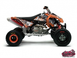 KTM 450-525 SX ATV Demon Graphic Kit