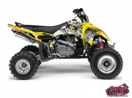 Suzuki 450 LTR ATV Demon Graphic Kit