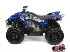 Yamaha 350-450 Wolverine ATV Demon Graphic Kit