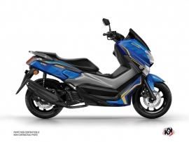 Yamaha NMAX 125 Maxiscooter Energy Graphic Blue Black
