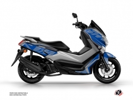 Yamaha NMAX 125 Maxiscooter Energy Graphic Grey Blue