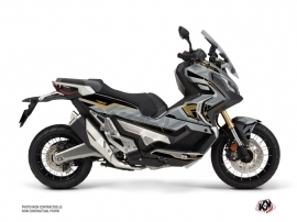 Honda X-ADV Maxiscooter Energy Graphic Kit Grey