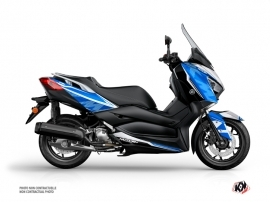 Yamaha XMAX 125 Maxiscooter Energy Graphic Grey Blue