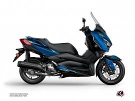 Kit Déco Maxiscooter Energy Yamaha XMAX 300 Bleu Noir