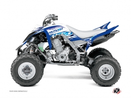 Yamaha 700 Raptor ATV Eraser Graphic Kit Blue