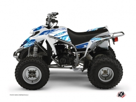 Yamaha Blaster ATV Eraser Graphic Kit Blue