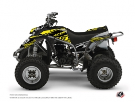 Yamaha Blaster ATV Eraser Fluo Graphic Kit Yellow