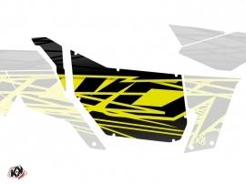 Kit Déco Portes Suicide Pro Armor Eraser Can Am Maverick 2012-2017 Neon Gris