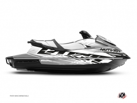 Yamaha VX Jet-Ski Eraser Graphic Kit White