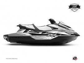 Yamaha VX Jet-Ski Eraser Graphic Kit White LIGHT