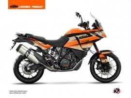 Kit Déco Moto Eskap KTM 1190 Adventure Orange Sable