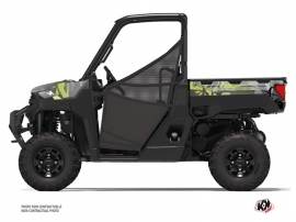 Polaris Ranger 1000 UTV Evil Graphic Kit Grey Green