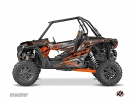 Kit Déco SSV Evil Polaris RZR 1000 Gris Orange