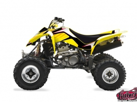 Suzuki 400 LTZ ATV Factory Graphic Kit