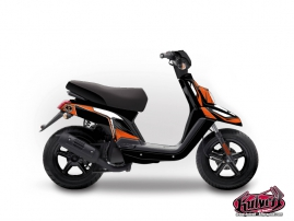MBK Booster Scooter Factory Graphic Kit