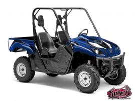Yamaha Rhino UTV Factory Graphic Kit Blue