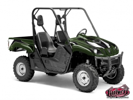 Yamaha Rhino UTV Factory Graphic Kit Green