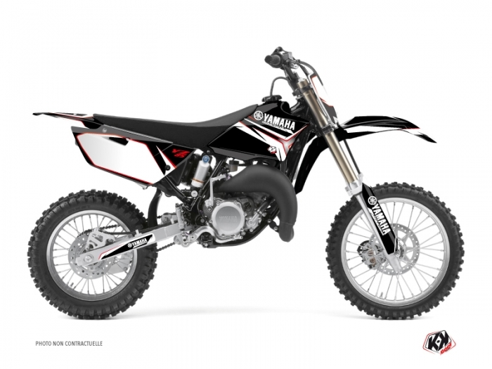 Yamaha 85 YZ Dirt Bike Concept Graphic Kit Red