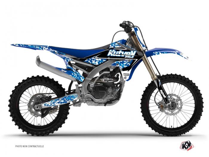 Yamaha 450 YZF Dirt Bike Preda...