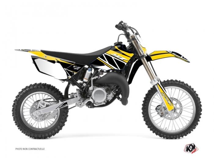 Kit Déco Moto Cross Replica Yamaha 85 YZ Jaune