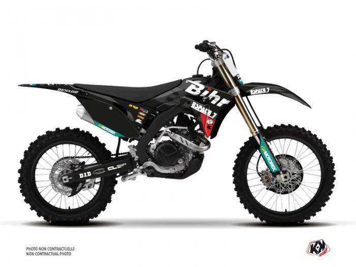 Honda 250 CRF Dirt Bike Replica Bihr Graphic Kit