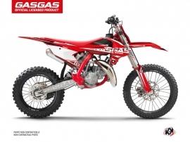 Kit Déco Moto Cross Flash GASGAS MC 85 Noir