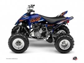 Kit Déco Quad Flow Yamaha 250 Raptor Orange