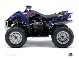 Yamaha 350-450 Wolverine ATV Flow Graphic Kit Orange