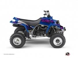 Yamaha Banshee ATV Flow Graphic Kit Pink