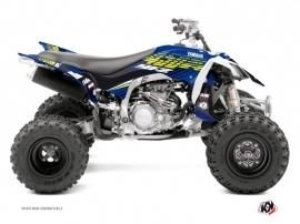 Yamaha 450 YFZ R ATV Flow Graphic Kit Yellow