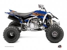 Yamaha 450 YFZ R ATV Flow Graphic Kit Orange