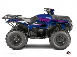 Yamaha 700-708 Kodiak ATV Flow Graphic Kit Pink