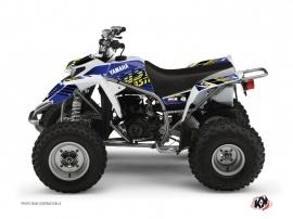 Yamaha Blaster ATV Flow Graphic Kit Yellow