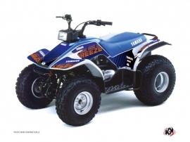 Yamaha Breeze ATV Flow Graphic Kit Orange