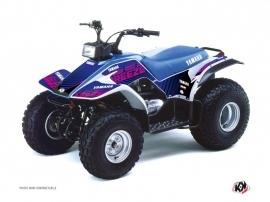 Yamaha Breeze ATV Flow Graphic Kit Pink