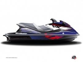 Yamaha VXR-VXS Jet-Ski Replica Graphic Kit Red