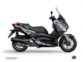 Yamaha XMAX 400 Maxiscooter Flow Graphic Grey