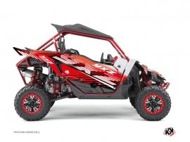 Kit Déco SSV Flow Yamaha YXZ 1000 R Rouge