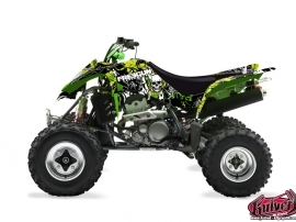 Kawasaki 400 KFX ATV Freegun Graphic Kit