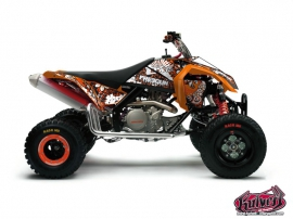 KTM 450-525 SX ATV Freegun Graphic Kit