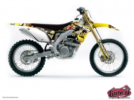 Kit Déco Moto Cross Freegun Suzuki 450 RMX